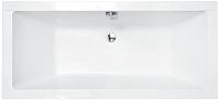 Ванна акриловая Besco Quadro 165x75 -