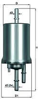 Топливный фильтр Knecht/Mahle KL156/3 -