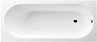 Ванна квариловая Villeroy & Boch Oberon 170x70 / UBQ177OBE2V-01 (с ножками) -