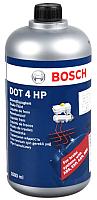 Тормозная жидкость Bosch DOT 4 HP / 1987479113 (1л) -