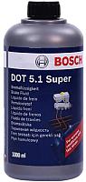 Тормозная жидкость Bosch DOT5.1 Super / 1987479121 (1л) -