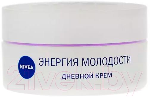 Купить Крем для лица Nivea, Энергия молодости 45+ против морщин дневной увлажняющий (50мл), Польша