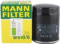 Масляный фильтр Mann-Filter W610/6 -