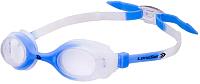 Очки для плавания LongSail Kids Crystal L041231 (голубой/белый) -