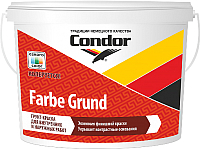 Грунтовка CONDOR Farbe Grund (3.75кг) -