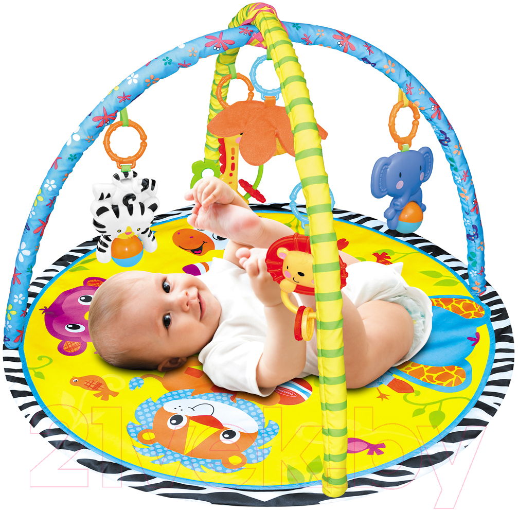 Купить Развивающий коврик Sundays, 218774, Китай, текстиль