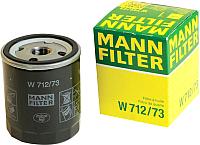 Масляный фильтр Mann-Filter W712/73 -
