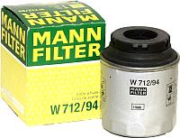 Масляный фильтр Mann-Filter W712/94 -