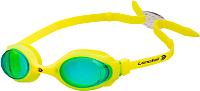 Очки для плавания LongSail Kids Marine L041020 (зеленый/желтый) -
