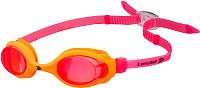 Очки для плавания LongSail Kids Marine L041020 (красный/оранжевый) -