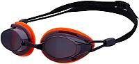 Очки для плавания LongSail Spirit L031555 (черный/оранжевый) -