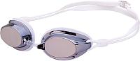 Очки для плавания LongSail Spirit Mirror L031555 (белый/прозрачный) -