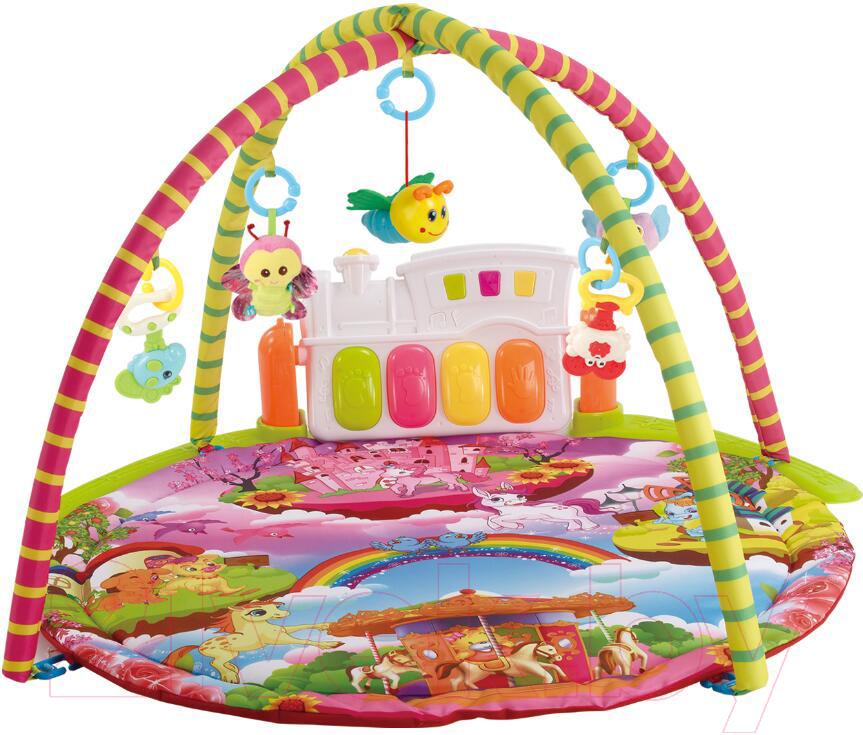 Купить Развивающий коврик Sundays, Музыкальный 218830, Китай, текстиль