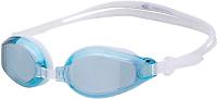 Очки для плавания LongSail Ocean Mirror L011229 (бирюзовый/белый) -