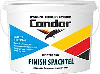 Шпатлевка CONDOR Finish Spachtel (4кг) -