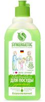 Средство для мытья посуды Synergetic Биоразлагаемое. Яблоко (0.5л) -
