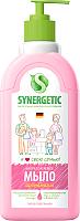 Мыло жидкое Synergetic Биоразлагаемое. Аромамагия (0.5л) -