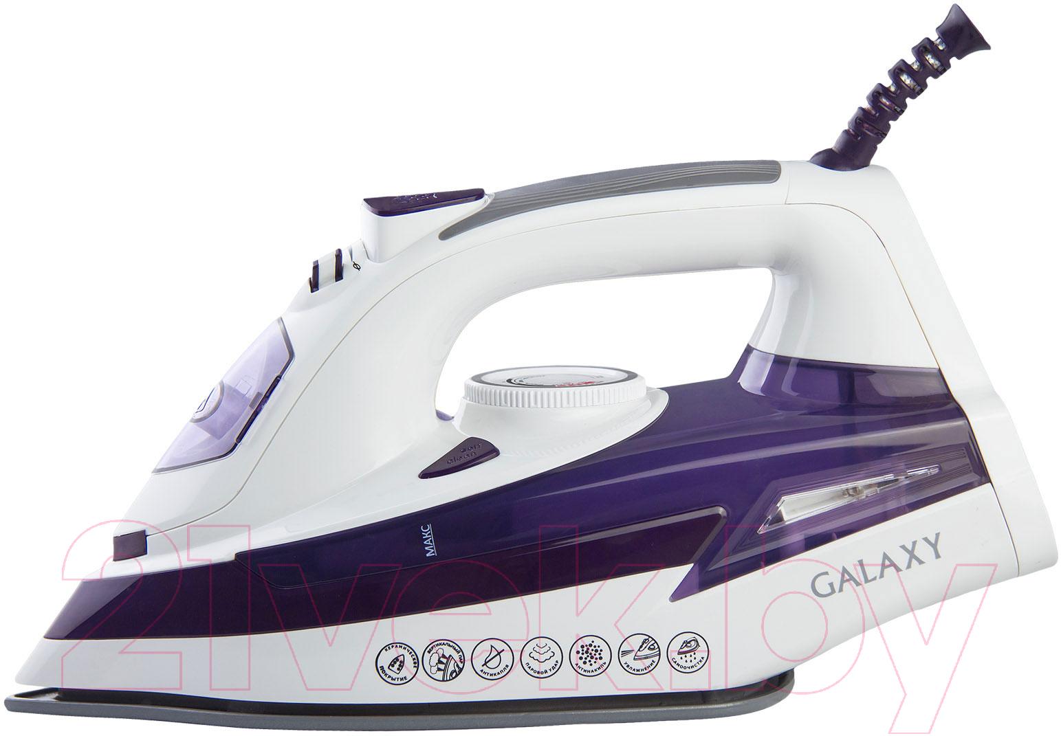 Купить Утюг Galaxy, GL 6106, Китай
