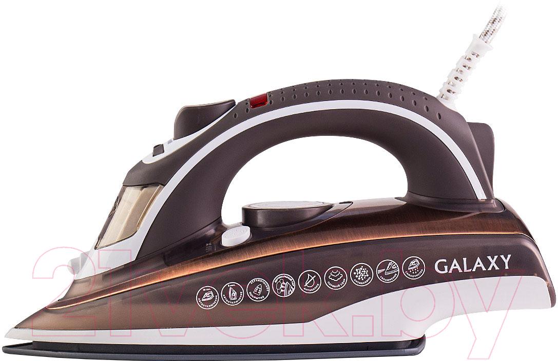 Утюг Galaxy, GL 6114, Китай  - купить со скидкой