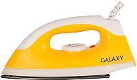 Утюг Galaxy GL 6126 (желтый) -