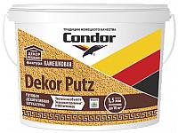Штукатурка CONDOR Dekor Putz камешковая 1.5мм (25кг, белый) -