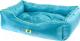 Лежанка для животных Ferplast Jazzy 50 / 81150015 (голубой) -