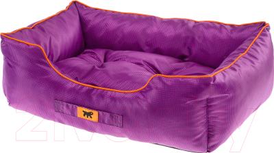 Лежанка для животных Ferplast Jazzy 60 / 81151019 (фиолетовый)