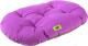 Лежанка для животных Ferplast Relax C 55 / 82055099 (фиолетовый/черный) -