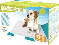 Одноразовая пеленка для собак Ferplast Genico Basic / 85340811 (50шт) -