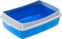 Туалет-лоток Ferplast Nip Plus 10 / 72041099 (синий) -