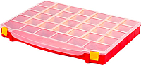 Органайзер для хранения Berossi Altera АС 23746000 (красный) -