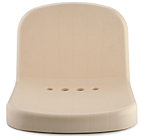 Сиденье для душа Berossi Molly АС 23433000 (слоновая кость) -