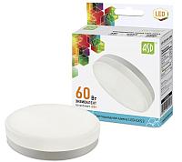 Лампа ASD LED-GX53 6Вт 230В 4000К 480Лм -