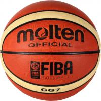 Баскетбольный мяч Molten PU-MO12 -