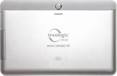 Планшет Treelogic Brevis 1003QC IPS - вид сзади