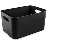 Ящик для хранения Berossi Joy АС 26305000 (черный) -