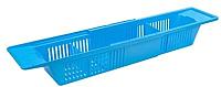 Полка на ванну Berossi Toys АС 20747000 (голубой) -