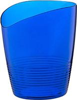 Кашпо Berossi Mia АС 26010000 (синий полупрозрачный) -