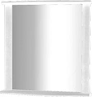 Зеркало интерьерное Гамма Люкс 4 (белый) -