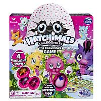Настольная игра Hatchimals 98234 с 4 коллекционными фигурками -
