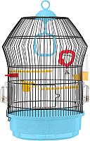 Клетка для птиц Ferplast Katy / 51030714W1 (голубой) -