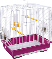 Клетка для птиц Ferplast Rekord 2 / 52007811W1 (фиолетовый) -