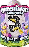 Интерактивная игрушка Hatchimals Близнецы вылупляющиеся из яйца (розовый) -