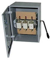 Ящик силовой Электрофидер ЯБПВУ/400А (IP54) -