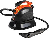 Пароочиститель Endever Odyssey Q-804 (черный/оранжевый) -