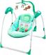 Качели для новорожденных Caretero Loop (мятный) -