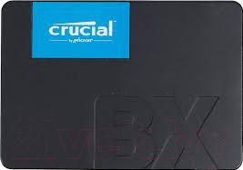 Купить SSD диск Crucial, BX500 480GB (CT480BX500SSD1), Китай
