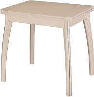 Обеденный стол Домотека Чинзано М-2 (крем/молочный дуб/07) -