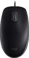 Мышь Logitech B110 / 910-005508 -