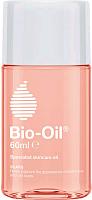 Масло для тела Bio-Oil От шрамов растяжек неровного тона лица (60мл) -